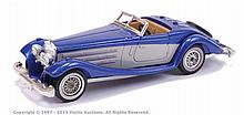 Matchbox Models of Yesteryear Y20 1937 Mercedes