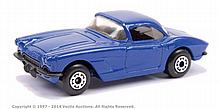 Matchbox Superfast No.71 1962 Corvette