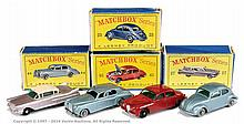 GRP inc Matchbox Regular Wheels Cars. No.25B VW