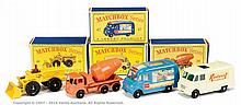 GRP inc Matchbox Regular Wheels No.26B Foden