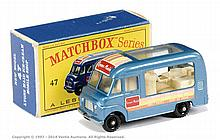 Matchbox Regular Wheels No.47B Commer Ice-cream