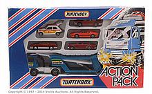 Matchbox Superfast G1 Action Pack Car