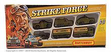 Matchbox Superfast G11 Strike Force Gift Set