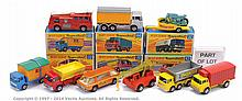 GRP inc Matchbox Superfast Commercial vehicles