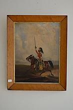 Antique early 19th century English Military