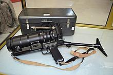 Vintage Zenit FS-12 cased camera set