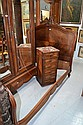 Antique French Rosewood bed