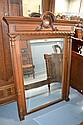 French Louis XVI mirror, approx 97cm W x 135cm H