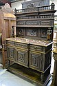 Antique French Brittany sideboard