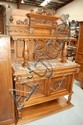 French Henri II sideboard