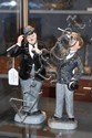 Royal Doulton figure Stan Laurel & Oliver Hardy.