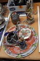 Good assortment of oriental pottery & porcelain