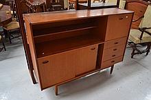 Vintage sideboard, approx 115cm H x 152cm W