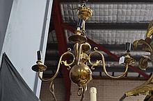 French Dutch style chandelier