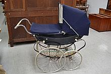 Vintage Royal baby carriage