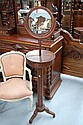 Antique French early 19th century mahogany &