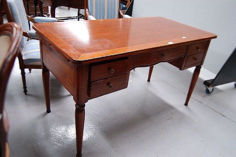 Brigitte Forestier cherrywood desk