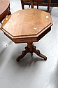 Antique 19th century French octagonal shape