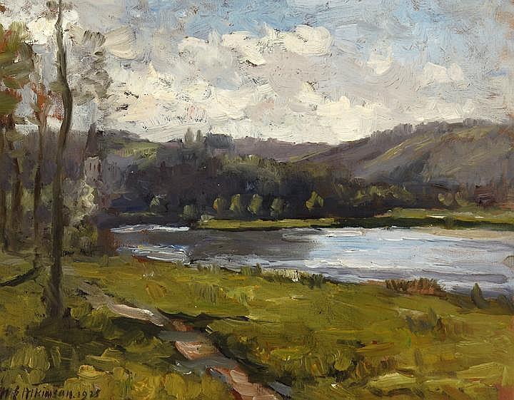 William Edwin Atkinson 1862-1926 ARCA OSA