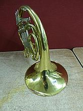 BESSON FRENCH HORN - LONDON 600 (NO MOUTHPIECE)