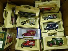 DAYS GONE BY & OXFORD DIE CAST MODEL CARS