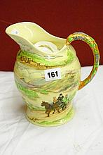 CROWN DEVON MUSICAL 'KILLARNEY' JUG 'MUCKROSS