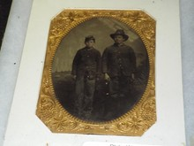 Civil War Era Tintype