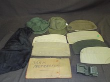 Lot of Assorted Military Related Hats