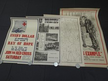 (4) Different World War One Posters