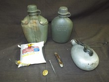 Assorted Military Collectible Lot