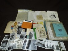 Paper Ephemera Lot