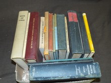 Miscellaneous Book Lot