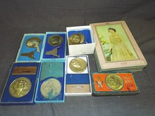 Inaugural Medals and More