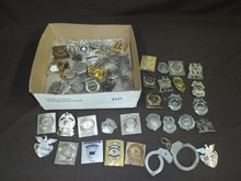 Lot of Assorted Badges