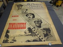 Large French WW1 Poster,
