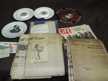 Miscellaneous Military Related Collectible Lot
