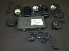 Assorted Military Related Collectible Lot