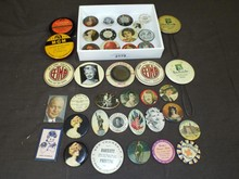 Lot of Assorted Advertising Pocket Mirrors