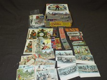 Lot of Black Americana Trade Cards & Matchbooks
