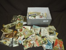 Lot of Assorted Vintage Trade Cards