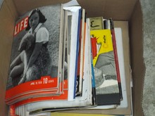 Large Assorted Magazine Lot