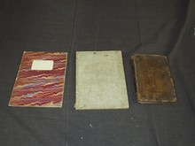Lot of Three Antiquarian Volumes.