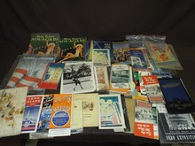 Assorted New York World's Fair Paper Ephemera