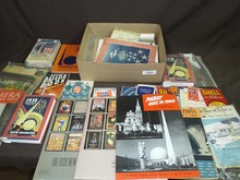 Assorted New York World's Fair Book & Paper Lot