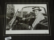 Frank Sinatra Limited Ed Photo by Frank Worth