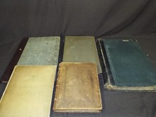 Antiquarian Book Lot. Medallions.