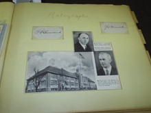 Wonderful Original Owner Autograph Album.
