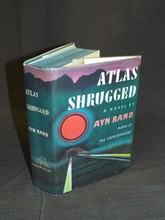 Ayn Rand. Atlas Shrugged.