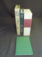 Lot of Four Literary Volumes.
