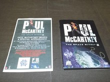 Paul McCartney Signed DVD,